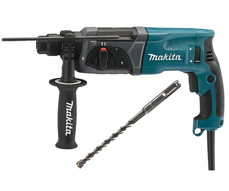 Перфоратор MAKITA SET-HR2470