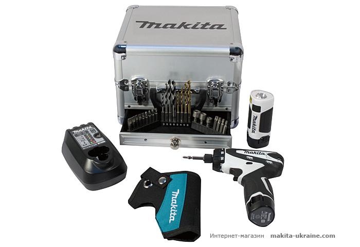 Аккумуляторный шуруповерт MAKITA DF030DWX01