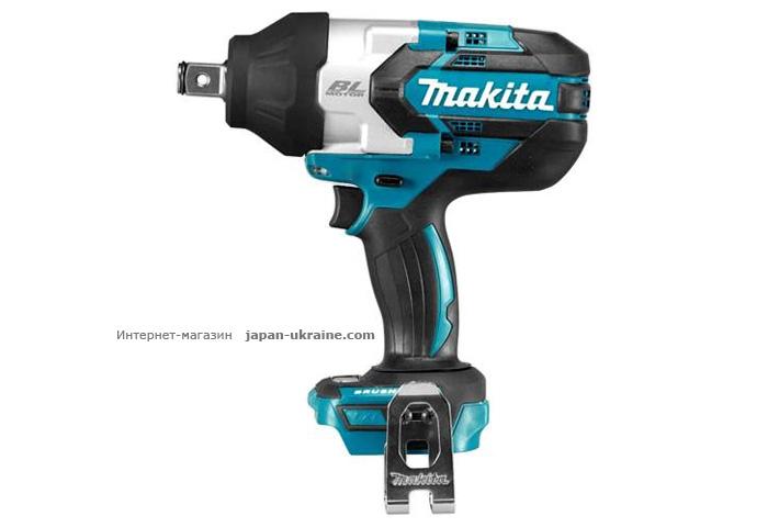 Аккумуляторный ударный гайковерт MAKITA DTW1001Z