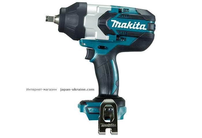 Аккумуляторный ударный гайковерт MAKITA DTW1002Z