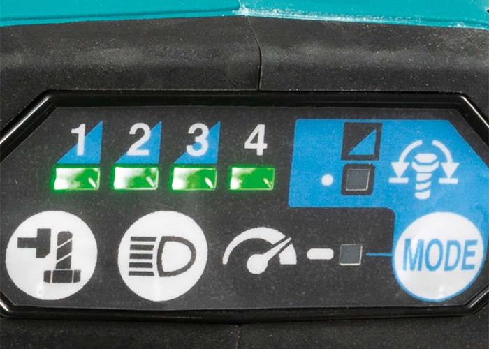 Аккумуляторный гайковерт MAKITA DTW301RTJ