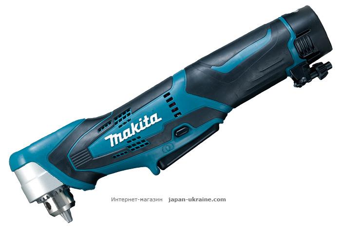 Аккумуляторная угловая дрель MAKITA DA330DWE