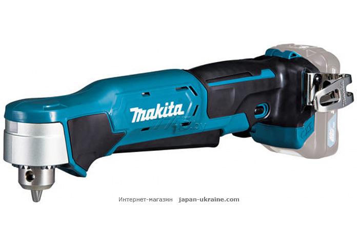 Аккумуляторная угловая дрель MAKITA DA332DZ