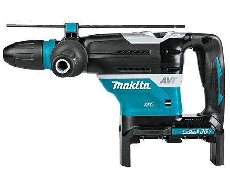 Аккумуляторный перфоратор MAKITA DHR400ZKU