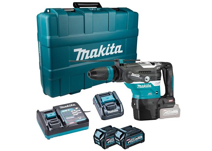 Аккумуляторный перфоратор XGT MAKITA HR005GZ01