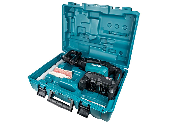 Аккумуляторный отбойный молоток XGT MAKITA HM002GZ03
