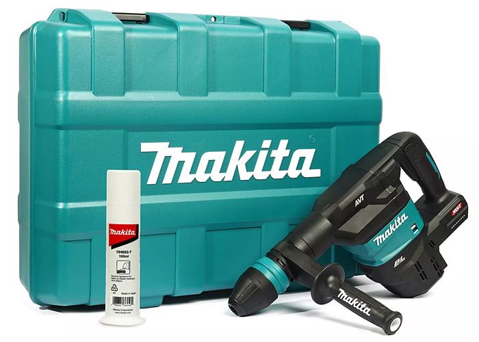 Аккумуляторный отбойный молоток XGT MAKITA HM001GZ