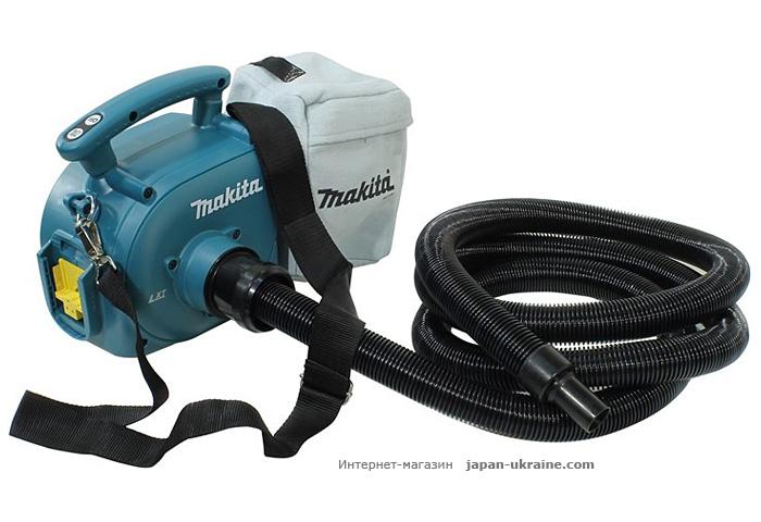 Аккумуляторный пылесос MAKITA DVC350Z