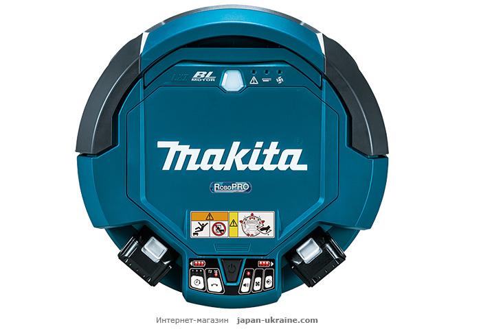 Аккумуляторный пылесос MAKITA DRC200Z