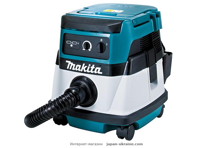 Аккумуляторный пылесос MAKITA DVC860LZ