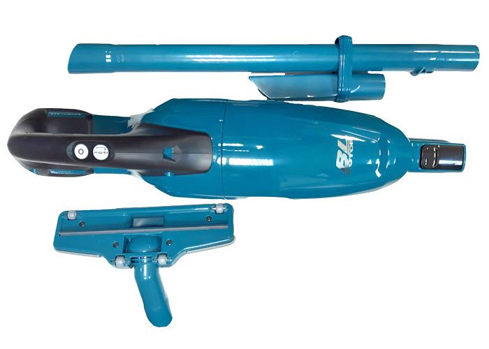 Аккумуляторный пылесос MAKITA DCL281FZ