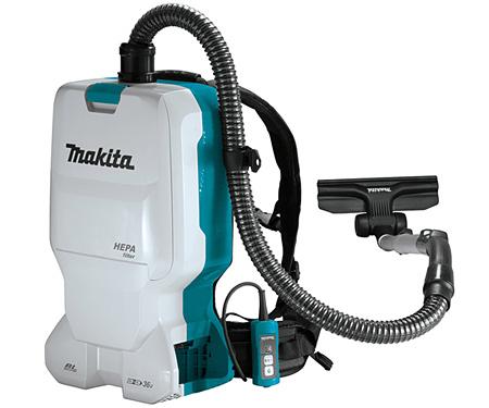 Аккумуляторный пылесос MAKITA DVC660Z