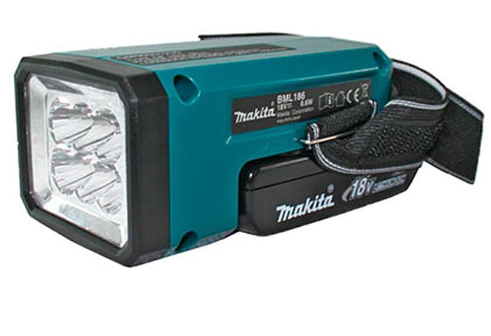 Аккумуляторный фонарь MAKITA DEADML186
