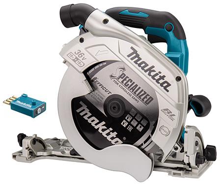 Аккумуляторная дисковая пила MAKITA DHS900ZU