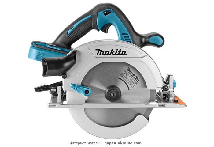 Аккумуляторная дисковая пила MAKITA DHS710Z