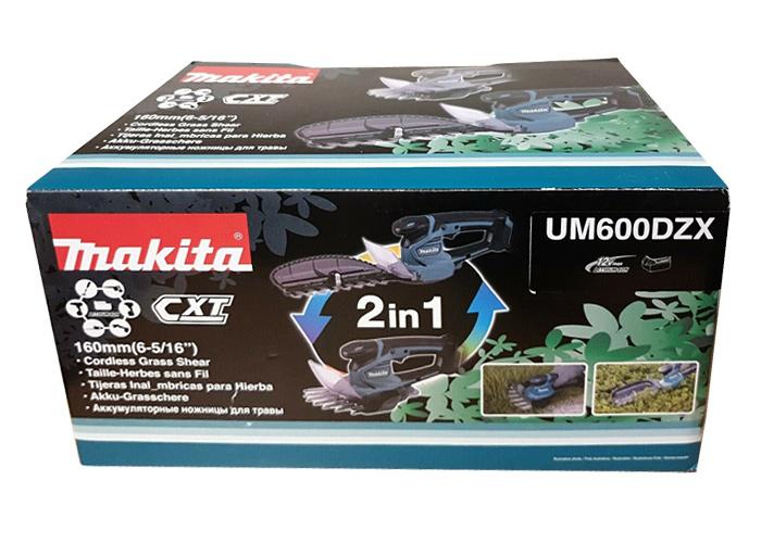 Аккумуляторные ножницы  MAKITA UM600DZX