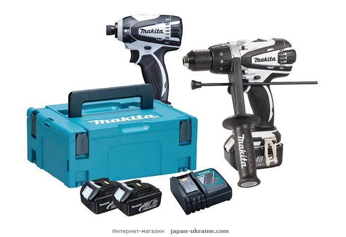 Набор инструментов MAKITA DLX2005WJ1