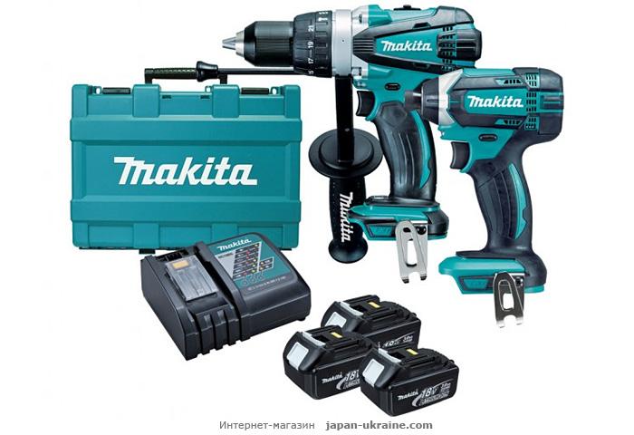 Набор инструментов MAKITA DLX2145X1