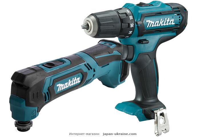 Набор инструментов MAKITA CLX206X1