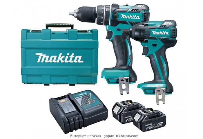 Набор инструментов MAKITA DLX2002