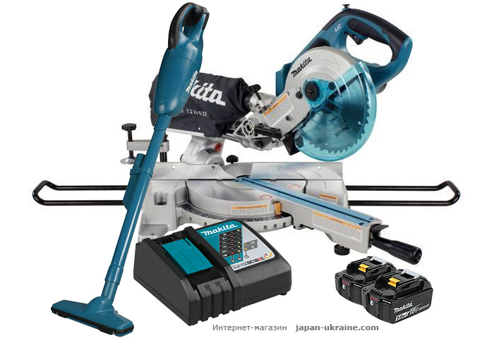 Набор инструментов MAKITA LXT-SET7