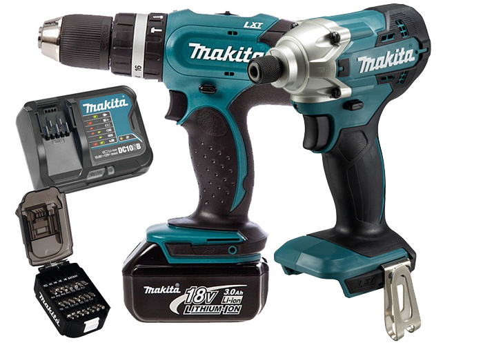 Набор инструментов MAKITA SET-LX453