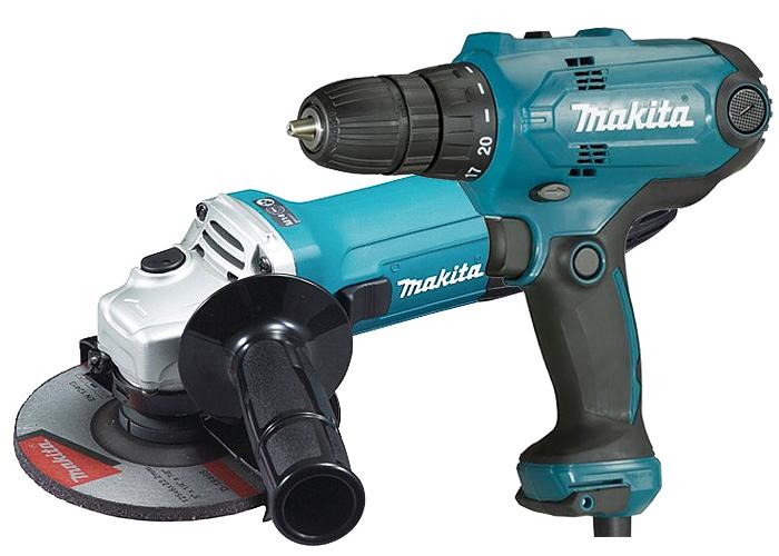 Набор инструментов MAKITA SET-GD503