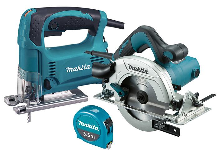 Набор инструментов MAKITA SET-HS6601