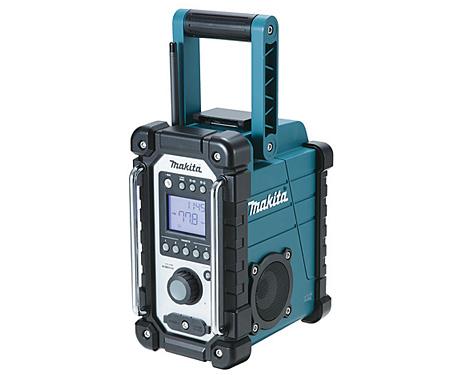 Аккумуляторный радиоприемник MAKITA DMR102