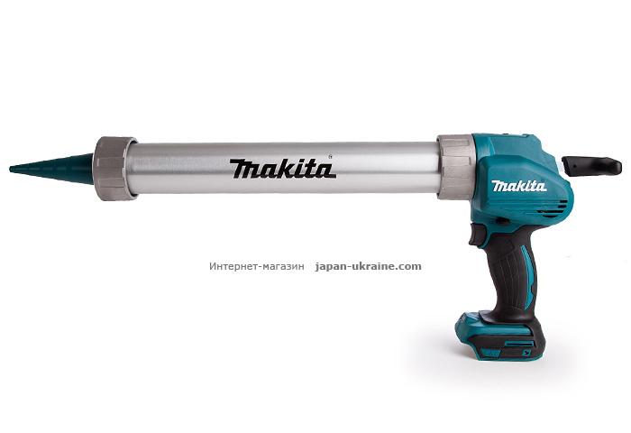 Аккумуляторный пистолет MAKITA DCG180ZB