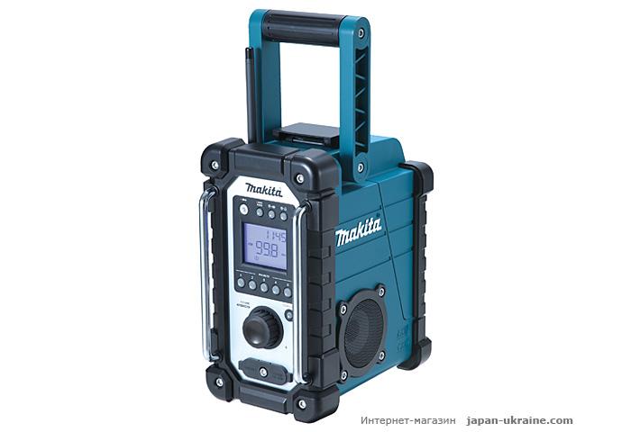 Аккумуляторный радиоприемник MAKITA DMR107