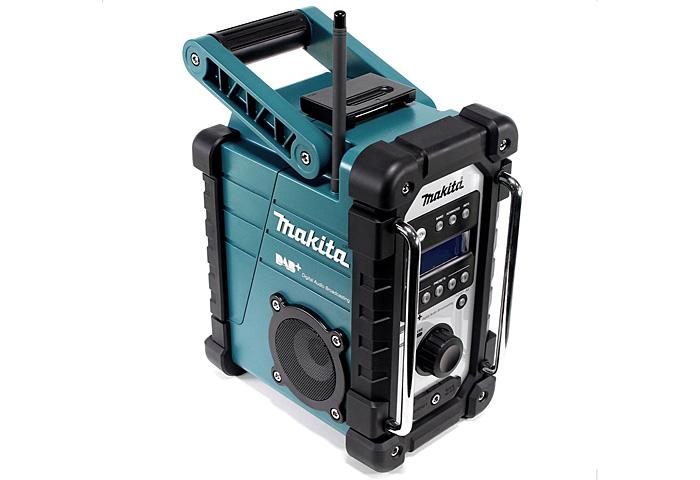 Аккумуляторный радиоприемник MAKITA DMR110