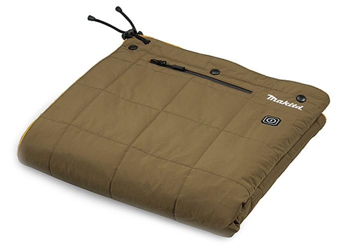 Аккумуляторное одеяло MAKITA CB100DB