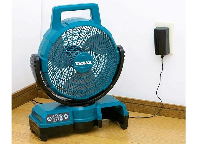 Аккумуляторный вентилятор MAKITA DCF203Z