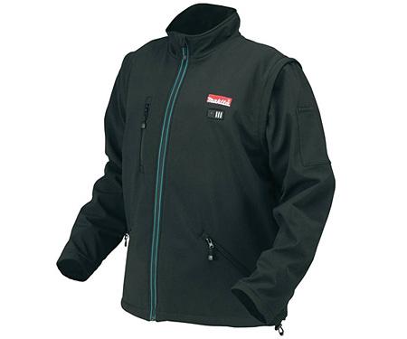 Аккумуляторная куртка MAKITA DCJ200ZL