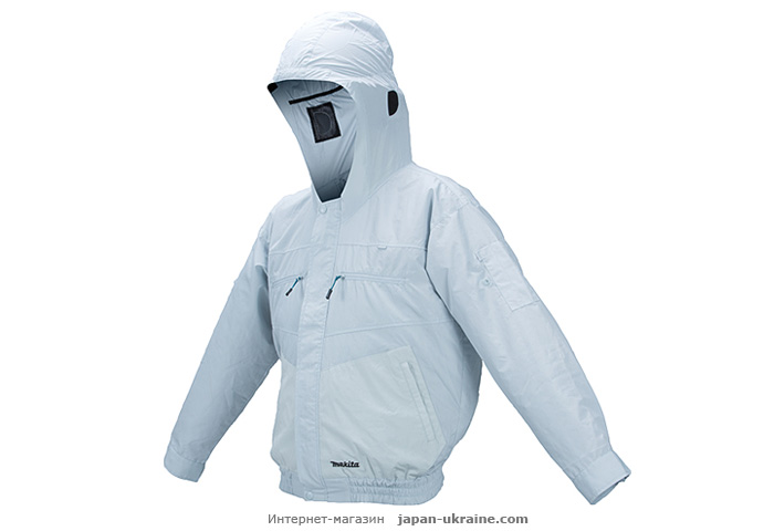 Аккумуляторная куртка MAKITA DFJ207ZM
