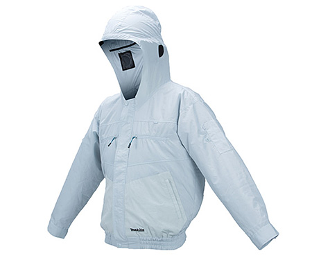 Аккумуляторная куртка MAKITA DFJ207ZXL