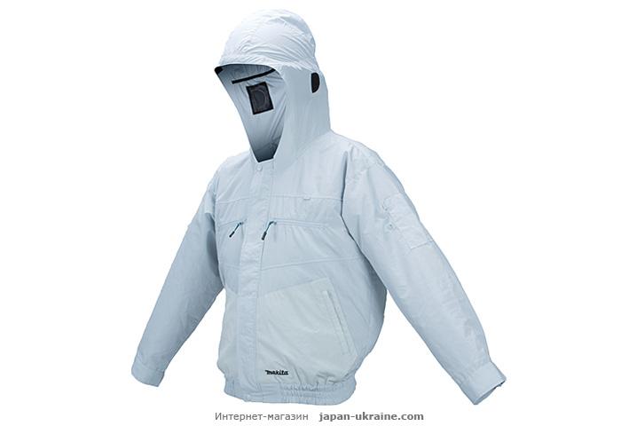 Аккумуляторная куртка MAKITA DFJ207Z3XL