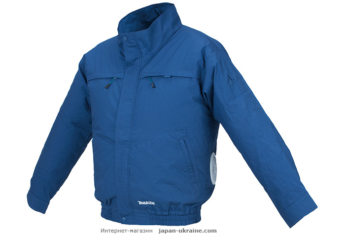 Аккумуляторная куртка MAKITA DFJ304ZXL