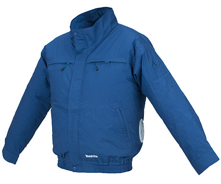 Аккумуляторная куртка MAKITA DFJ304Z2XL