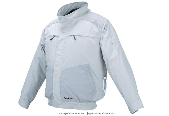Аккумуляторная куртка MAKITA DFJ405ZXL