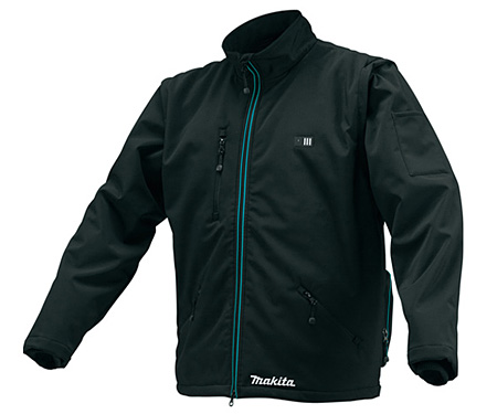 Аккумуляторная куртка MAKITA CJ102DZL