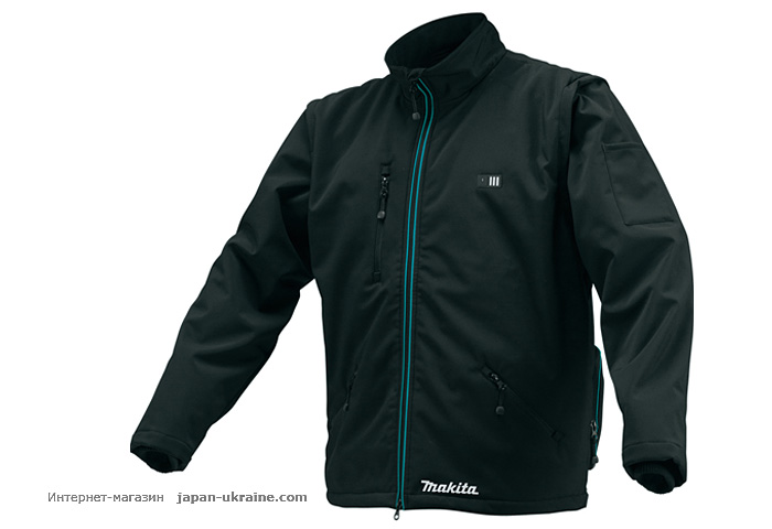 Аккумуляторная куртка MAKITA CJ102DZXL