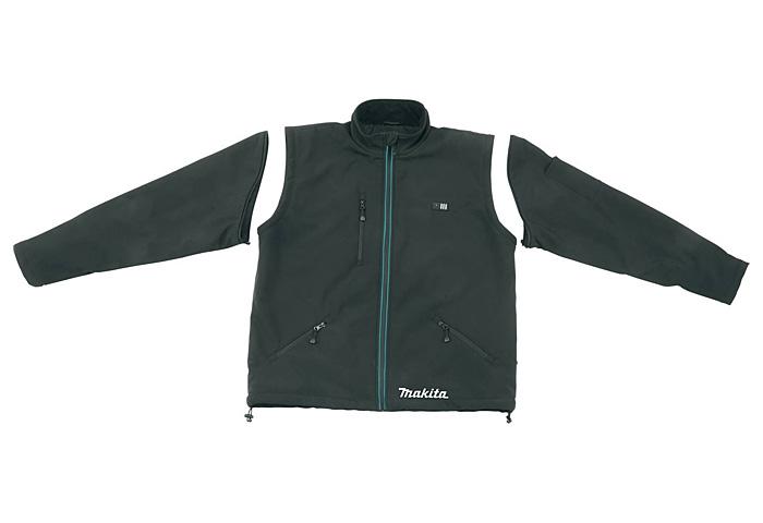 Аккумуляторная куртка MAKITA CJ102DZ2XL