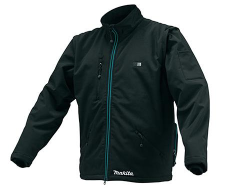 Аккумуляторная куртка MAKITA CJ102DZ3XL