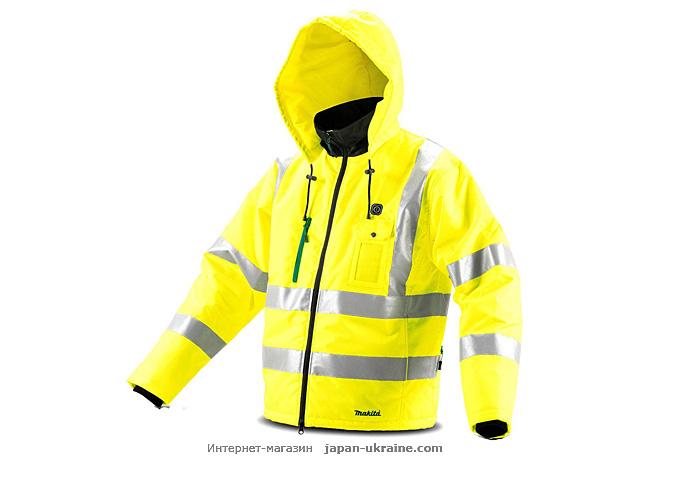 Аккумуляторная куртка MAKITA CJ106DL