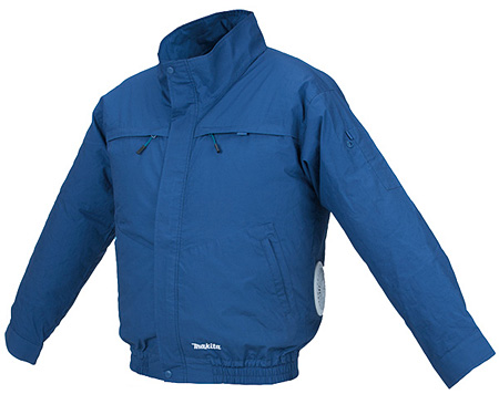 Аккумуляторная куртка MAKITA DFJ300ZM