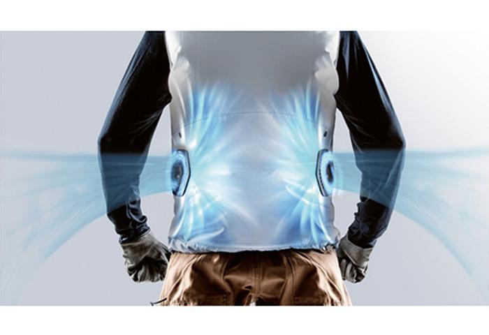 Аккумуляторная куртка MAKITA DFJ213ZL