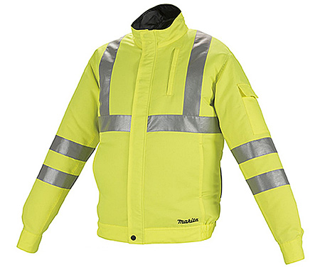 Аккумуляторная куртка MAKITA DFJ214ZXL