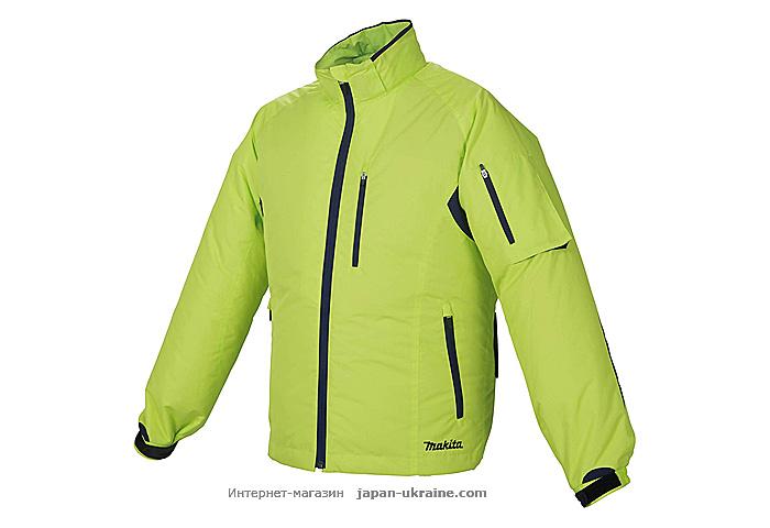 Аккумуляторная куртка MAKITA DFJ212ZL